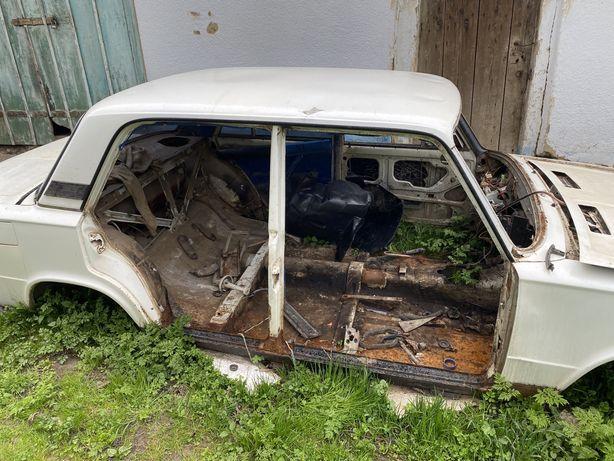 2106 голий кузов коробка мотор гбо міст редуктор