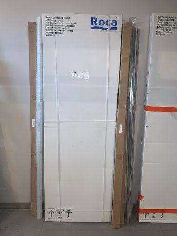 Roca Metropolis Kabina Prysznicowa drzwi, scianka boczna i profile