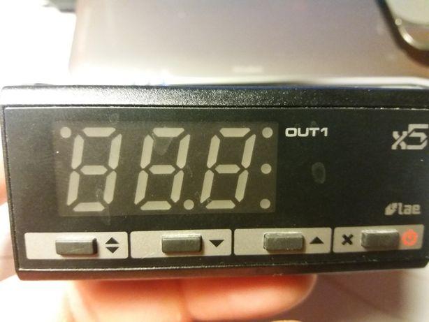Controlador de temperatura digital LAE X5 LTR-5CSRE 230V
