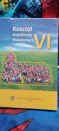 Książka do 6 klasy do religi