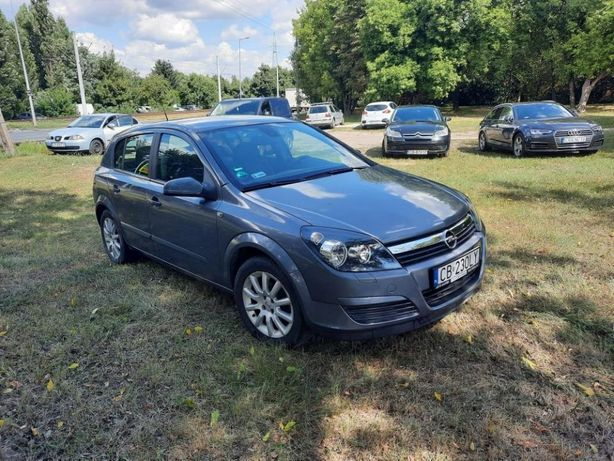 Opel Astra Cosmo 1.6 benzyna