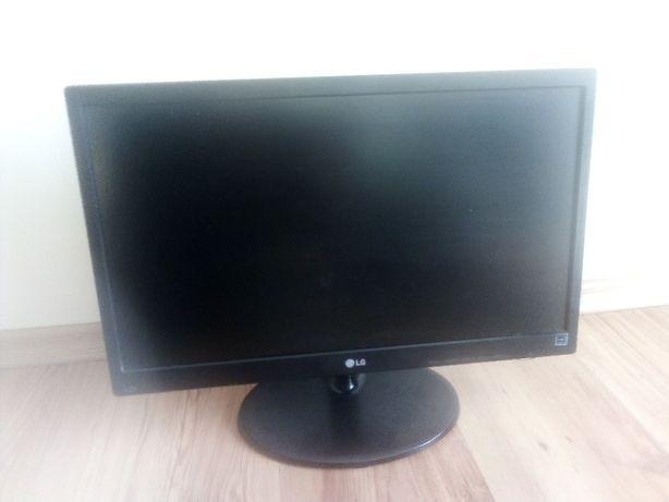 monitor lcd led LG 20 cali