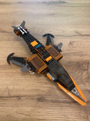 Lego ninjago небесная акула