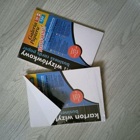 Продам дизайнерский картон для визиток