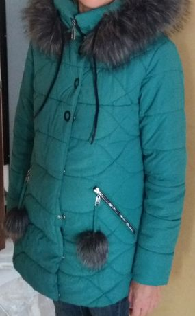 Куртка осінньо зимова