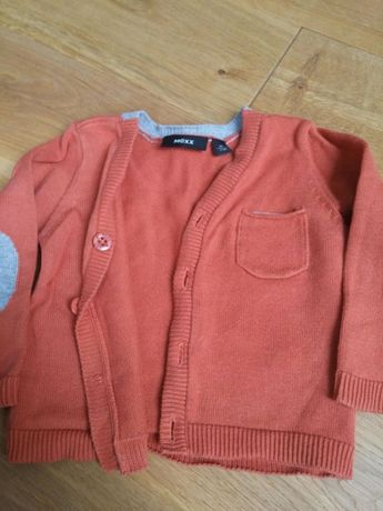 Elegancki sweterek Mexx r.62 2-3m
