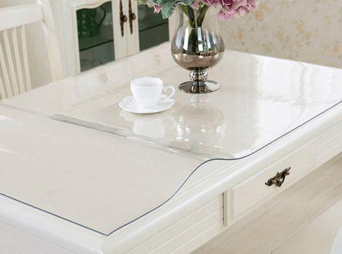 Защитная пленка ПВХ,скатерть мягкое стекло,защита на письменный стол.