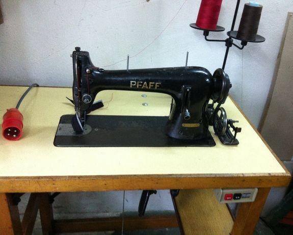 Sprzedam maszynę do szycia PFAFF-134 K-0-6B,