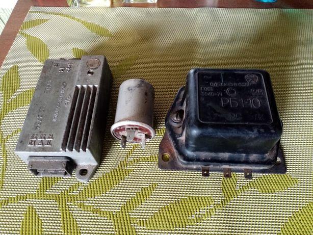КЕТ 12 В реле зарядки для мото Минск или другой мототехники
