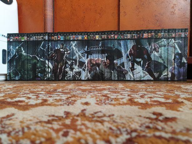 Wielka Kolekcja Komiksów Marvela Tomy (1 - 60)
