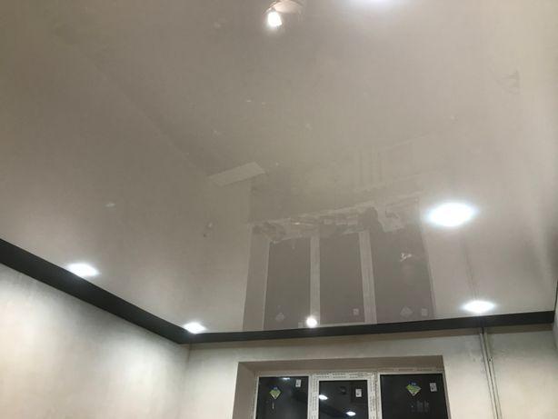 Акция!!!Натяжные потолки+установка люстры в ПОДАРОК от 115 грн/м2