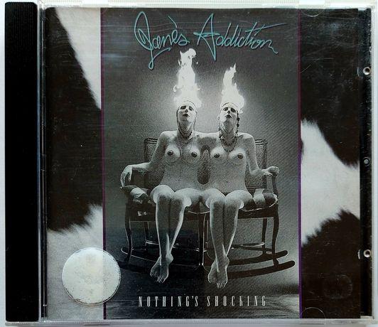 Jane's Addiction Notthing's Shocking 1988r