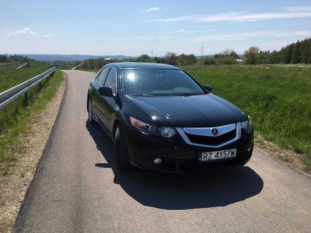 Acura TSX Honda Accord VIII