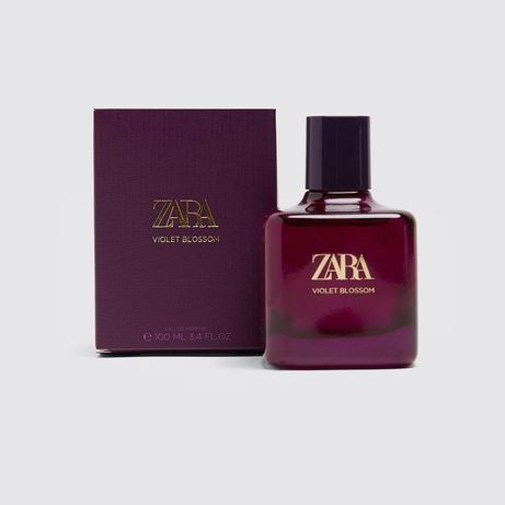 Violet Blossom Zara парфюм духи