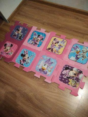 Puzzle piankowe dla dziewczynki