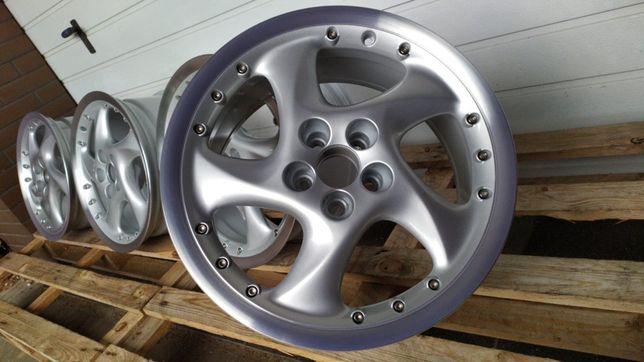 "Felgi aluminiowe 17"" 5x100 ET35 GOLF 4 POLO AUDI A3 SEAT SKODA"