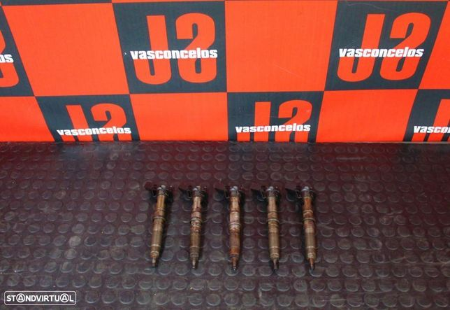 5 injectores VW Crafter 2.5 TDI 06´