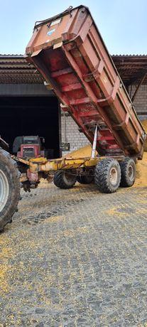 Przyczepa rolnicza Legrand 16 ton skrętna oś nie pronar