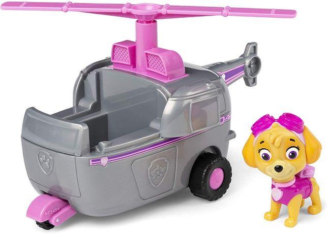 Paw Patrol Щенячий патруль Скай, вертолет с открывающимися турбинами