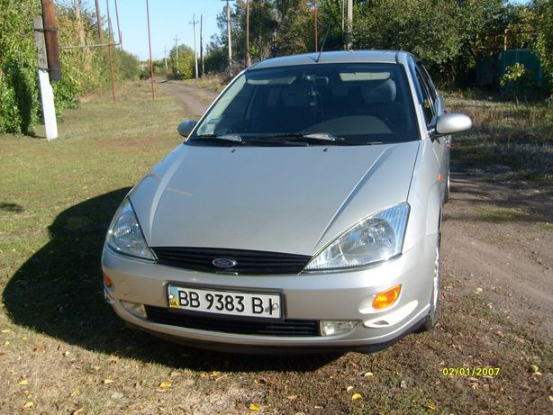 Форд Фокус 2002 4000$