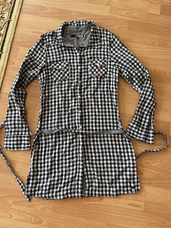Рубашка тунікою, розмір М