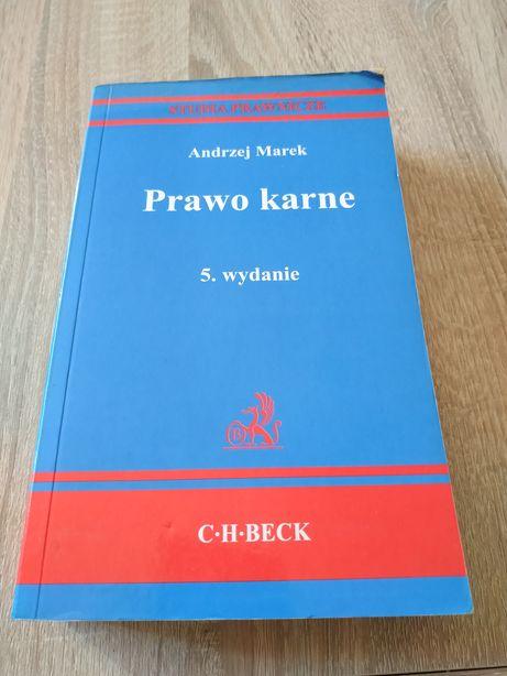 Prawo karne, Andrzej Marek, C.H. Beck