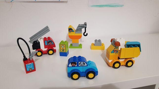 Lego duplo moje pierwsze pojazdy 10816
