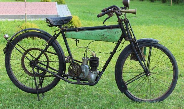 Motocykl Peugeot CM1 1922r