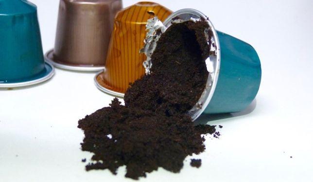 Adubo de Borras de Café
