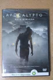 Apocalypto DVD film Mela Gibsona, NOWY w folii