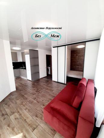 Дизайнерская квартира в Современном ЖК! МЕТРО Академгородок 20 минут!