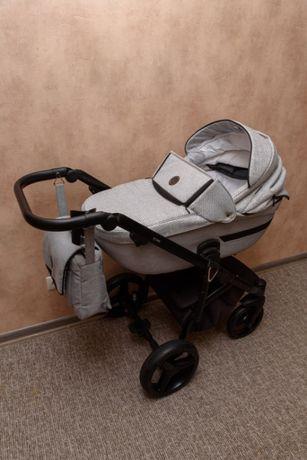 Коляска детская Adamex Cortina 2в1