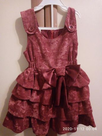 Платье  3-5 лет.