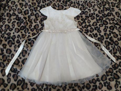 Плаття для дівчинки 4-5 років.
