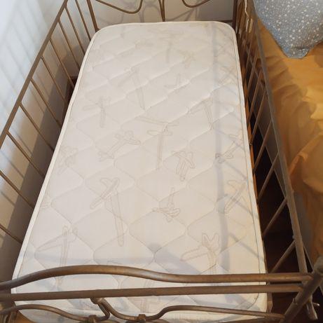 Colchão cama grades