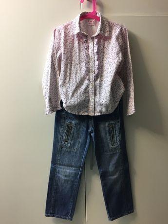 Conjunto PreNatal - Calça e blusa