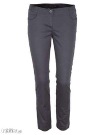 H&M szare spodnie