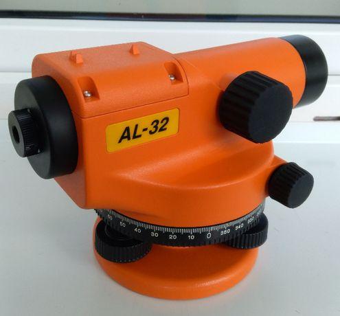 Solidny niwelator optyczny AL-32, NOWY, gwarancja 2lata, serwis W-wa
