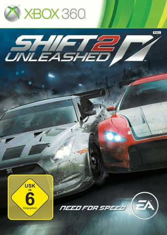 need for speed shift 2 unleashed PL