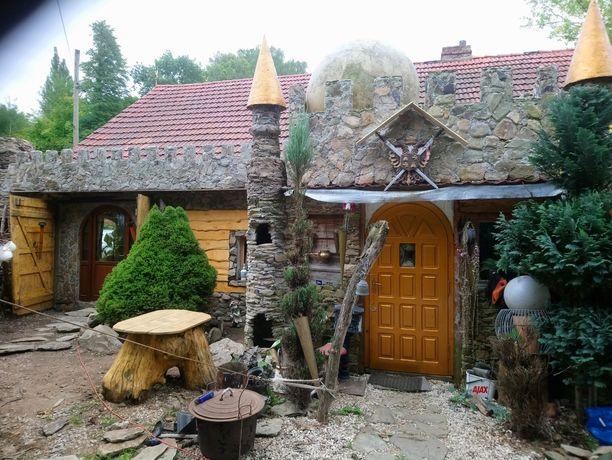 Dom jak z bajki w górach Karkonoszach