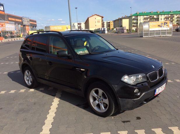 BMW x3. e83. 2007.  Disel 2.0.