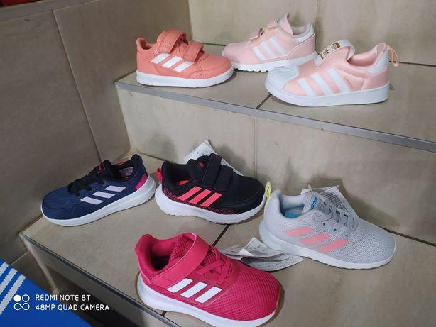 Buty Adidas, Nike, i inne r. 24