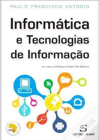 Livro Informática e Tecnologias de Informação