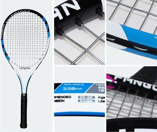 Ракетка Новая Fangcan Graphite Fused - Professional tennis