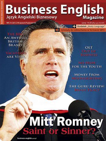 Business English Magazine - Nr 31/2012