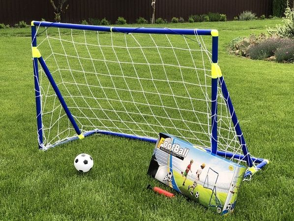 РАЗНЫЕ детские футбольные ворота с мячом домашние футбольные ворота