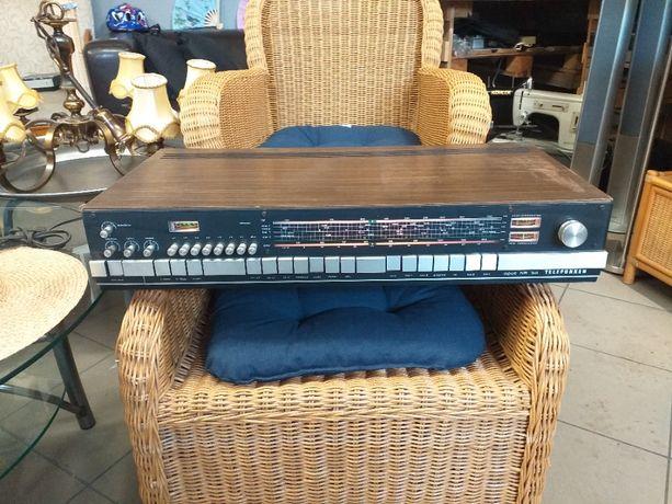 Radio Amplituner Telefunken Opus HiFi 301 z lat 70 Vintage