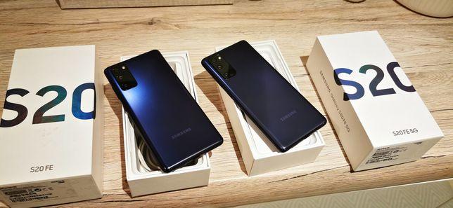 Samsung S20 FE 5G e 4G NOVOS. Troca/retoma. Factura, garantia.