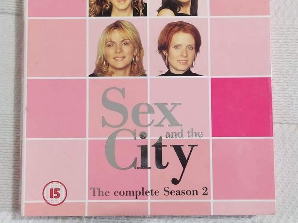 DVD Sex and the City - season 2