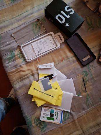 Capas e películas Samsung galaxy s10 plus